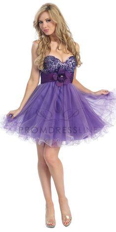 Short Prom Dresses   Sweetheart Bodice Short Prom Dress - LT5022 - Formal Prom Dresses ...