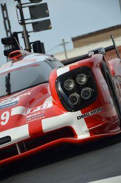 SPEED: Porsche 919