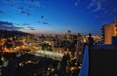 That blue hour  #explore #lostfam #storror #pdx #pnw #portland #oregon #city #night #climb #adventure #rooftopculture #rooftop #heights #scary #likeforlike #photography #goprohero4 #gopro #longexposure #citylife #travel #portlandnw by pdx.wcahill http://bit.ly/AdventureAustralia