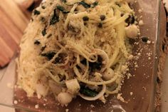 Sunday's Seafood Vermicelli