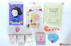 Unboxing: MeMeBox My Cute Wishlist