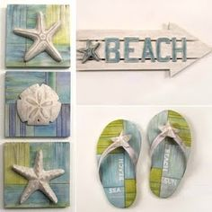 1000 images about painting pictures on pinterest beach art abstract art and acrylics - Decor plage ...
