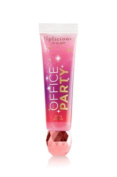 Lip Gloss | ... & Beauty » Bath and Body works Liplicious Lip gloss in Office Party