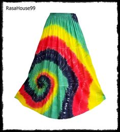 Festival Skirts, Custom Checks, Hippie Gypsy, Party Wear, Tie Dye Skirt, Casual Wear, Beachwear, My Etsy Shop, How To Wear
