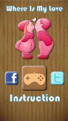 I am a puzzle fan. I play lots of puzzle games. I think it's cool. You can try. To play this games just visit https://itunes.apple.com/us/app/wheres-my-valentine/id736806618?ls=1&mt=8 for iOS(ipod,ipad,iphone) and https://play.google.com/store/apps/details?id=air.couk.hamzagames.wheresmylove&hl=en for android devices.