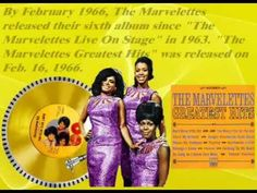 The Marvelettes - Don't Mess With Bill (Nov. 1965)
