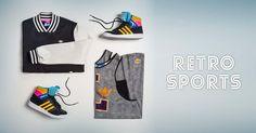 Trendig Retro ins neue Jahr mit unserem Online Shop #Retro #Shopping