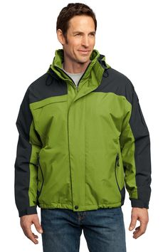 The Nootka people live in the Northwest where rainy, soggy days are the norm. That's why our Nootka Jacket is fully seam-sealed for superior waterproof protection. With the Nootka, you'll stay warm and dry, and look good too! Men's Coats And Jackets, Outerwear Jackets, Winter Jackets, Custom Polos, Winter Outfits Men, Jackets Online, Mens Clothing Styles, Clothes, Kleding