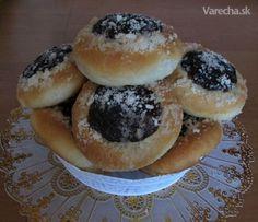 10 koláčov a zákuskov, v ktorých je maku ako maku Czech Recipes, Ethnic Recipes, Bagel, Hamburger, Bread, Desserts, Food, Basket, Tailgate Desserts