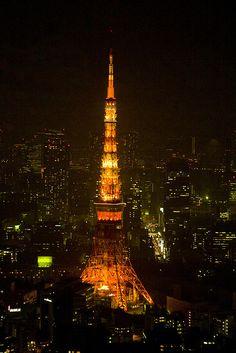 tokyo tower | Flickr –