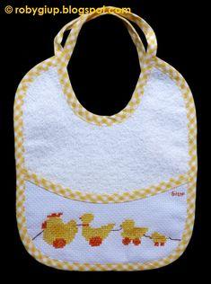 blogmamma.it lenzuolini neonato punto croce - Cerca con Google
