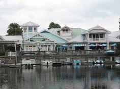 Old Key West Resort....my favorite Disney resort
