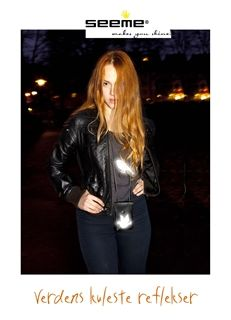 VERDENS KULESTE REFLEKSER Leather Jacket, How To Make, Jackets, Fashion, Studded Leather Jacket, Down Jackets, Moda, La Mode, Leather Jackets