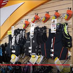 Everyone can find few dollars for a a newer safer helmet, open finger riding gloves, or cooler sunglasses. In steps Slatwall For Motorsports Merchandising, Slat Wall, Cool Sunglasses, Windmill, Display, Canning, Patterns, Floor Space, Block Prints, Billboard