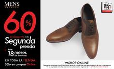 Si quieres saber qué tan elegante es un hombre, voltea a ver sus #zapatos. #BuenFin  Dale clic: www.mensfashion.com.mx