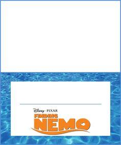Finding Nemo, Disney Pixar, Party Ideas, Printables, Letters, Creative, Free, Print Templates, Letter