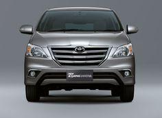 new Kijang Innova New V Bensin & Diesel Exterior  3