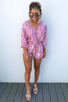 b951fc8f2d2 Share to save 10% on your order instantly! Summer Romance Romper  Multi  Summer