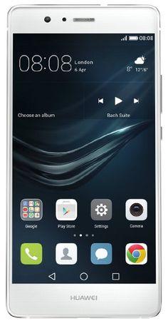 Huawei P9 Lite Smartphone, Display 5.2'' Full HD, Processore Octacore, 16GB Memoria interna, 3GB RAM, Fotocamera 13MP, Single-SIM, Android 6.0 Marshmallow, Bianco [Italia]