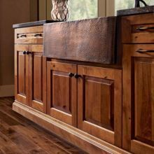rustic birch kitchen cabinets traditional bathroom cabinets birch cabinets saddle 25729