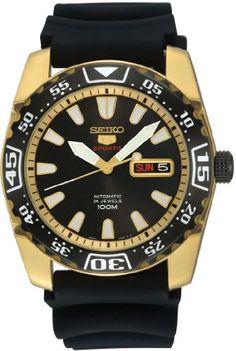 Amazon.com  Seiko Men s SRP170 Automatic Watch  Seiko  Watches afc040fad41