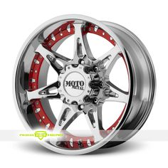 Moto Metal MO961 Chrome Wheels available at: http://www.wheelhero.com/topics/Chrome-Rims-For-Sale