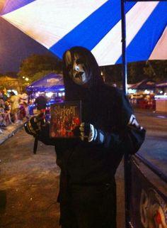 Joey Jordison #1