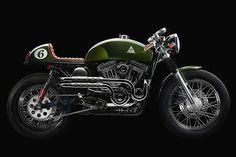 2003 Harley Sportster – Mandrill Garage - Making Customs in Bike-Hating China