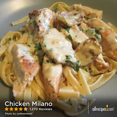 Chicken Milano | A fast stovetop chicken dinner that's even better the next day.