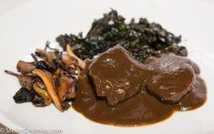 Sous Vide, Hare, Stew, Dinner, Ethnic Recipes, Food, Gourmet, Sousse, Dining