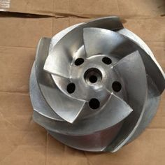 Ahlstrom Sulzer Impeller to fit pump model APT 44-8