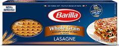 Barilla Whole Grain Lasagne