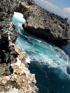 Water Blow Nusa Dua Bali Indonesia