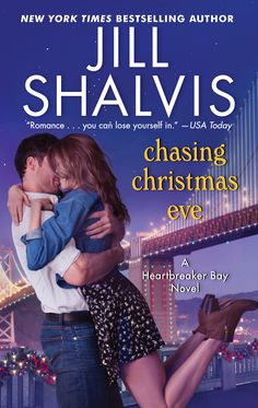 Cover Reveal: Chasing Christmas Eve by Jill Shalvis - A Fortress of Books
