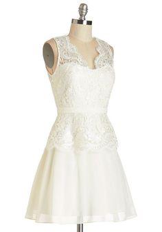 A Perfect Matrimony Dress | Mod Retro Vintage Dresses | ModCloth.com