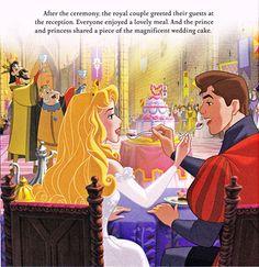 Walt Disney Images, Walt Disney Characters, Princess Aurora, Prince And Princess, Disney Princess, Evil Witch, Disney Sleeping Beauty, Handsome Prince, Disney Couples