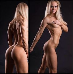 Accept. The Women that are fit when naked not