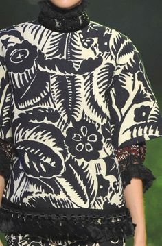 patternprints journal: PRINTS, PATTERNS AND DETAILS FROM S/S 14 WOMENSWEAR COLLECTIONS, NEW YORK FASHION WEEK / 11
