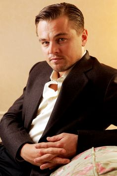 Leonardo DiCaprio.  This man has only gotten BETTER with age.