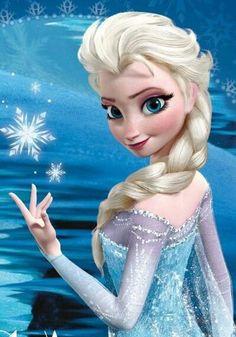 Princesas Disney. ELSA.