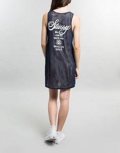Stussy Women - Mesh reverse dress