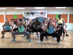 WORK! by Lil Jon - Choreo by KELSI!!!!!! (With live bongo drums! Super cool!)