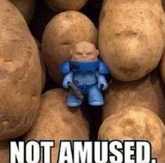 Strax is not amused