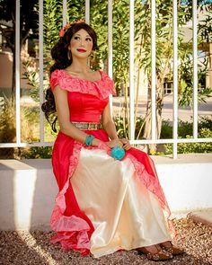 My disney princess elena of avalor cosplay!  photo by RMH Photography ❤