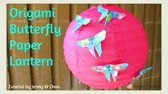 Jenny W Chan - OrigamiTree.com - YouTube