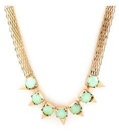 Fresh Mint Necklace