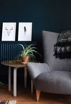 A stay at The Sandy Duck - a brand-new B&B with a stylish Scandinavian twist, set in the buzzing Cornish town of Falmouth. Lounge Room, Modern Decor, Cosy Corner, Interior, Danish Interior Design, Danish Living Room, Scandinavian Dining Room, Home Decor, Room