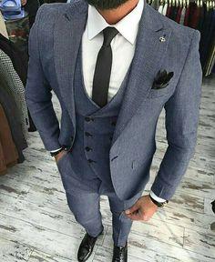 Mens Fashion Suits, Mens Suits, Men's Fashion, Fashion 1920s, Fashion Vintage, Vintage Men, Fashion Photo, Wedding Men, Wedding Suits