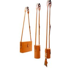 The trio bags laContrie Off White x 3