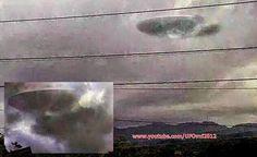 FANTASTIC - Giant UFO Photographed in Honduras, Puerto Cortes